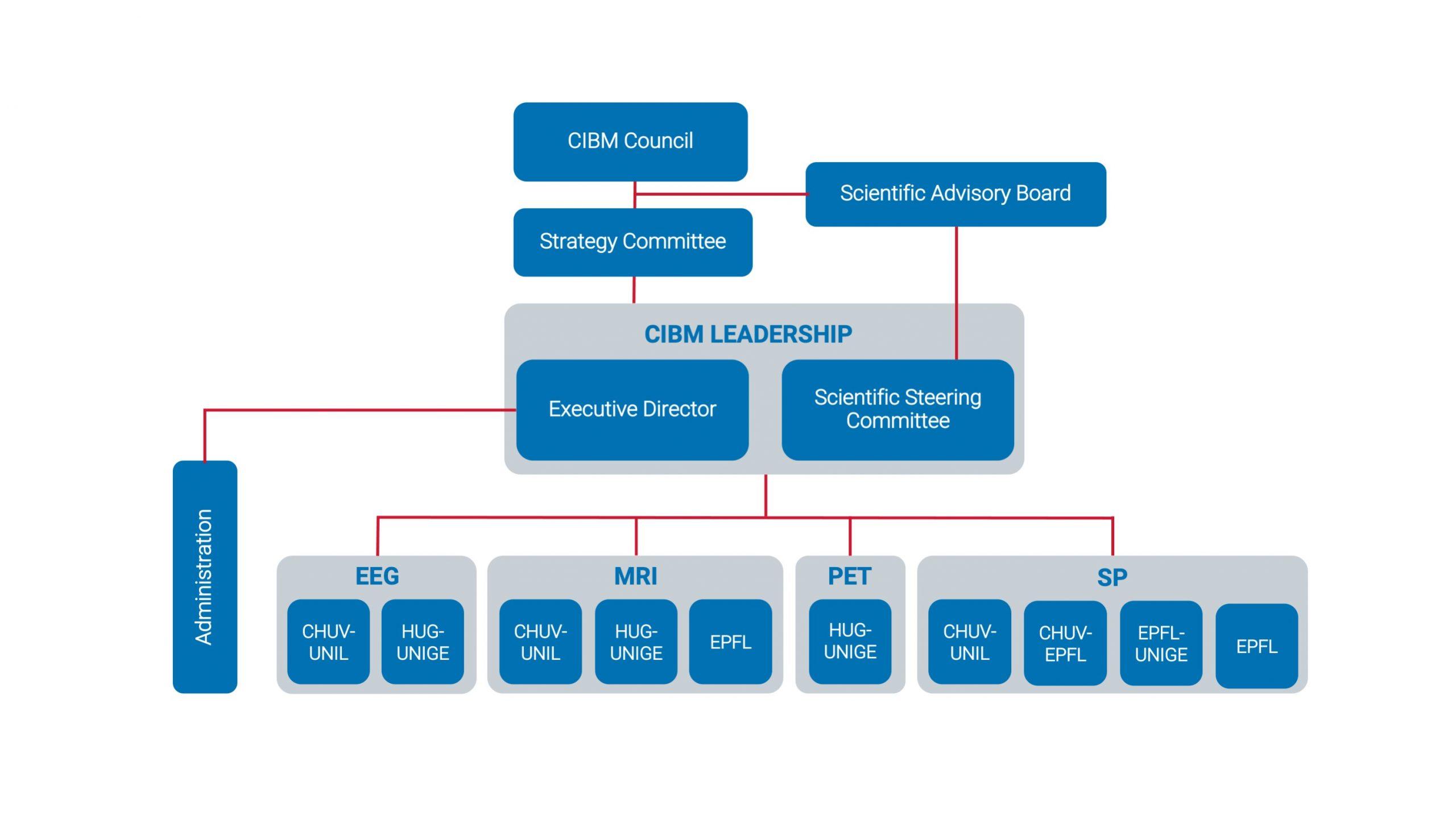 CIBM-organisation