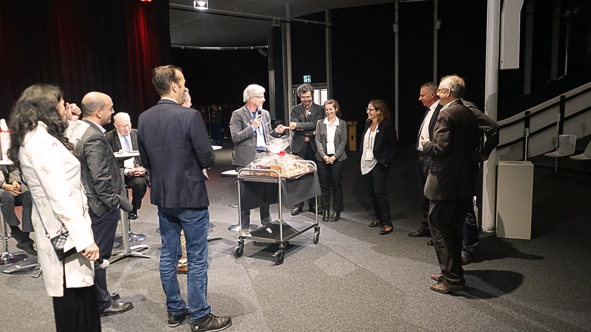 Rolf - cibm15 event