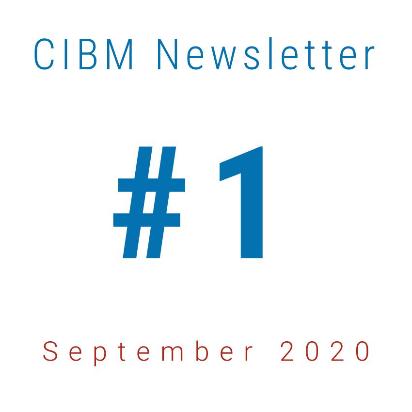 CIBM newsletter 1